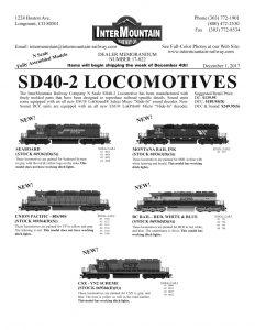 Seaboard Union Pacific Montana Rail Link BC Rail CSX