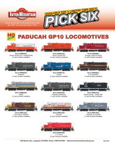 Illinois Central Gulf Chicago Central & Pacific Midsouth Conrail Iowa Interstate ADMX Arkansas-Oklahoma Illinois Central Death Star Twin Cities & Western Farmrail Paducah & Louisville US Army