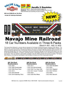 Navajo Mine Railroad