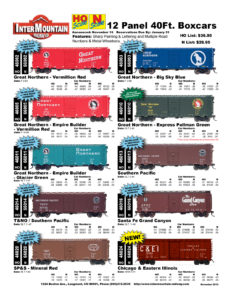 Great Northern Southern Pacific T&NO / Southern Pacific SP&S Santa Fe Chicago & Eastern Illinois